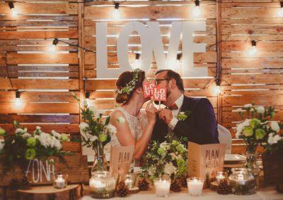 Para Młoda - Romantyczny ślub